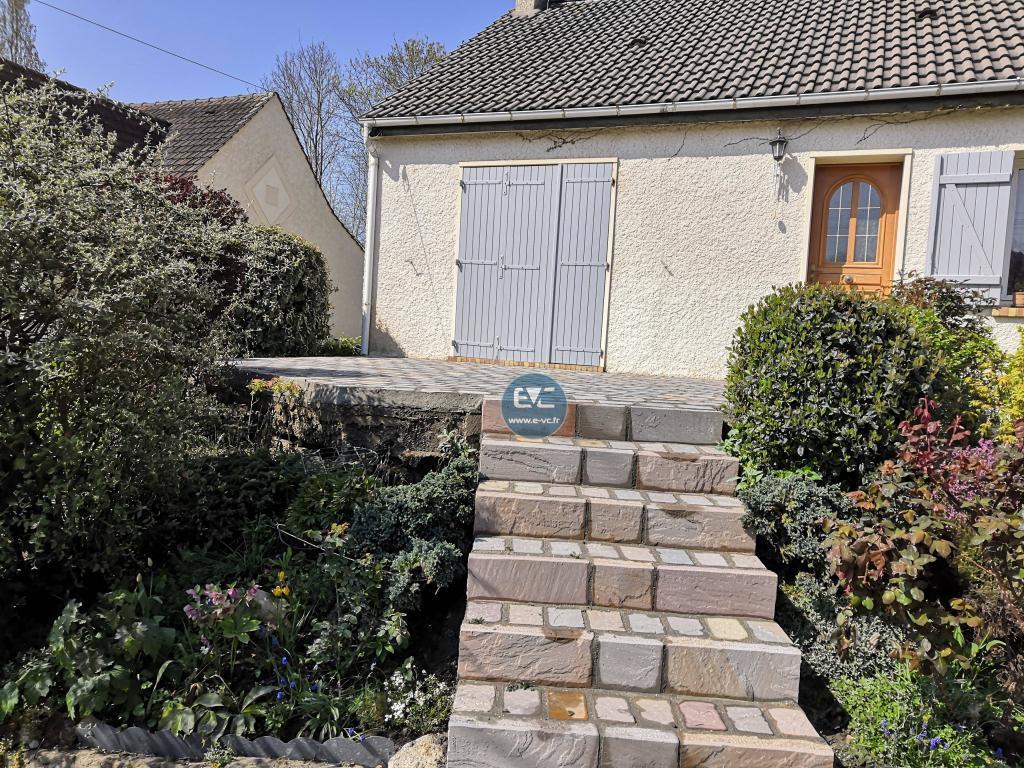 Saint-Maurice-Montcouronne pavés